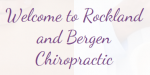 Rockland and Bergen Chiropratic – Anna Marie O'Looney