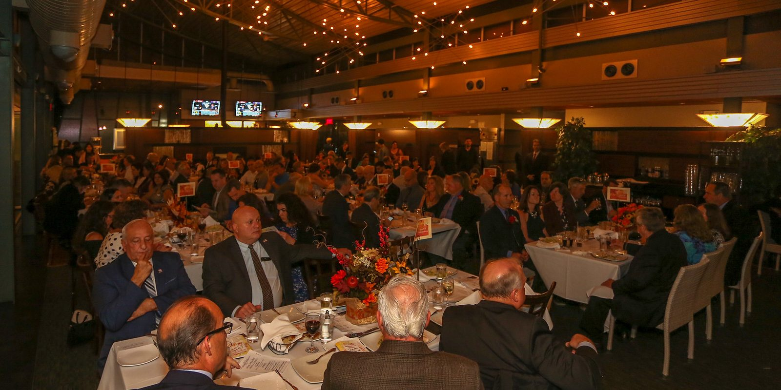 A Very Successful First Annual Harvest Dinner and Dance