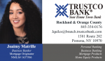 Trustco Bank – Joaimy Matrille